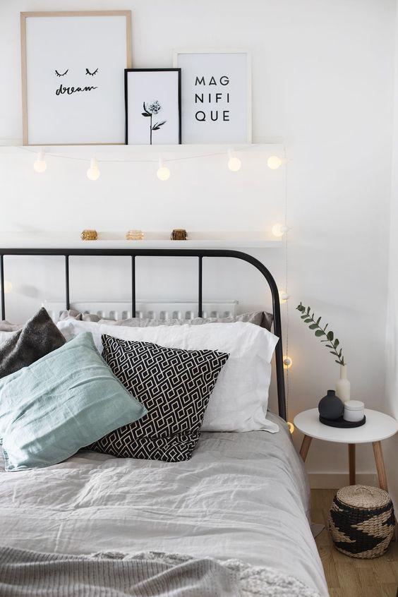 dekorasi kamar ukuran kecil