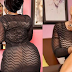 Anita Joseph Flaunts Her HUGE Curves In A See Through Dress