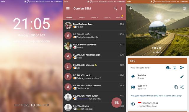 Download Delta BBM Terbaru apk