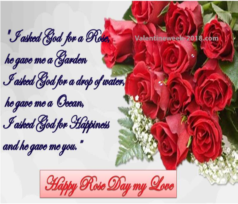 rose day image hd