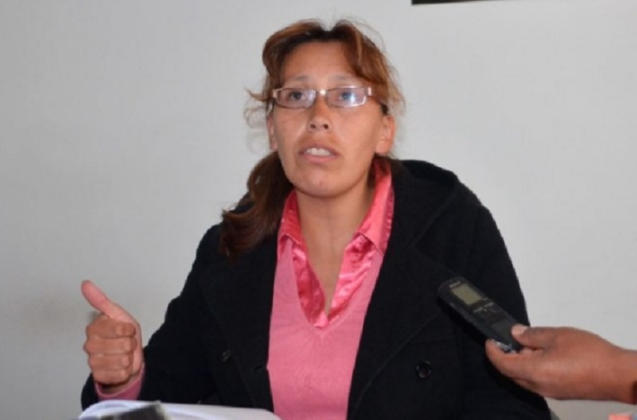 La jurista está detenida en el centro de orientación femenina de Obrajes / ARCHIVO