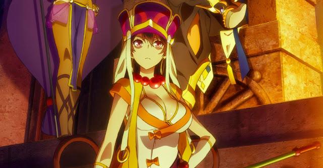 Película Fate/Grand Order Shinsei Entaku Ryoiki Camelot: Wandering: Agateram fecha su estreno con un tráiler