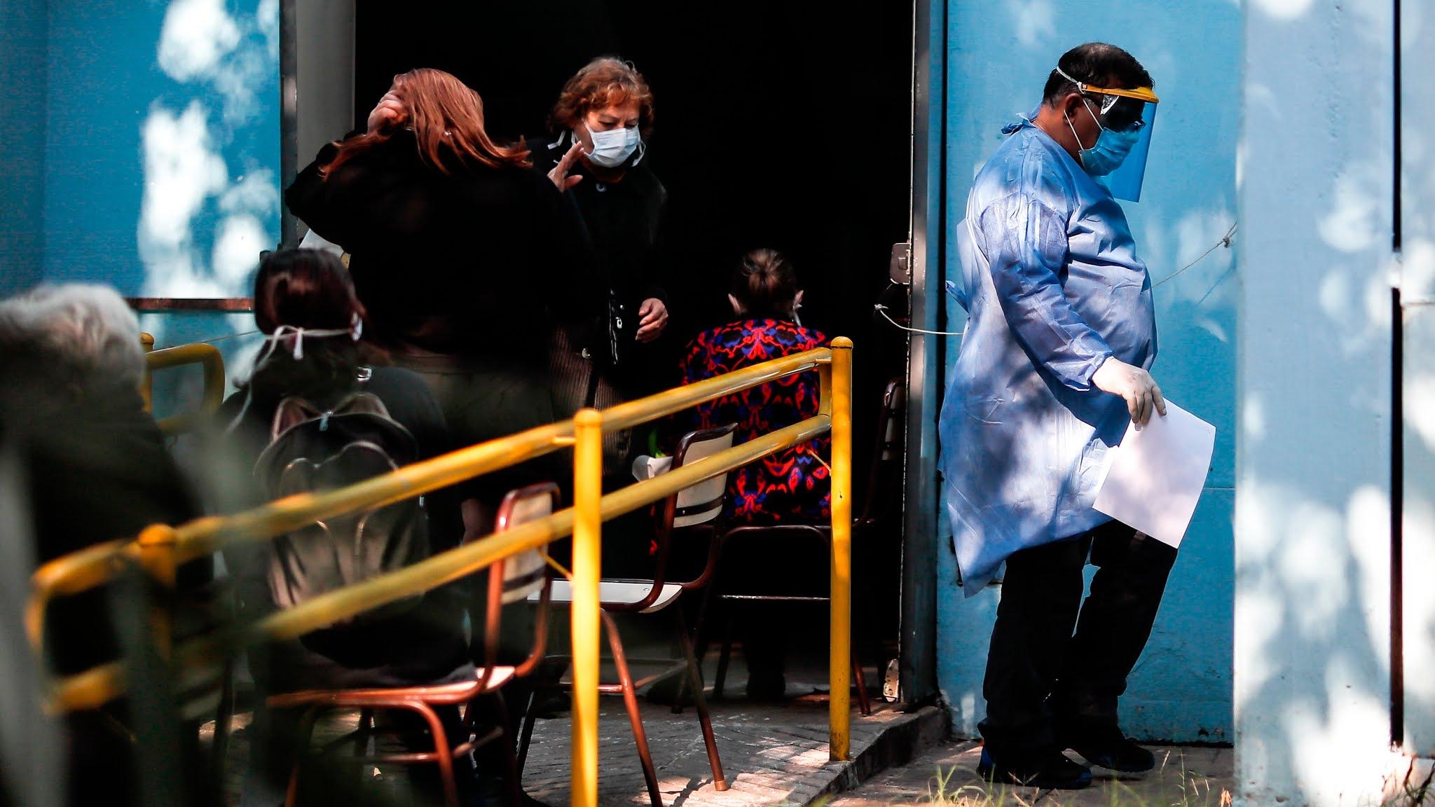 Coronavirus en Argentina: confirmaron 60 muertos y 8.586 casos nuevos en las últimas 24 horas