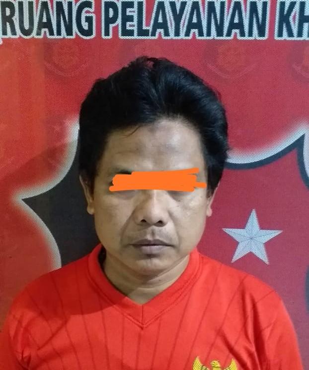"Kata Sang Guru Kalau di Peluk Dapat Pahala ""Guru Ngaji Tega Mencabuli Delapan Muridnya di Serang Banten"""