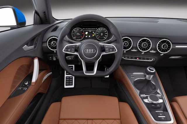 2018 Voiture Neuf 2018 Audi TT date de sortie, roadster, prix, Revue, Photos, Concept