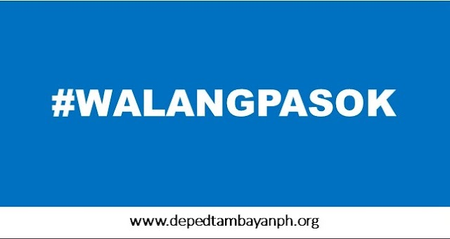 #WalangPasok: Palace declares June 24, 29 & July 1 as non-working days in select areas