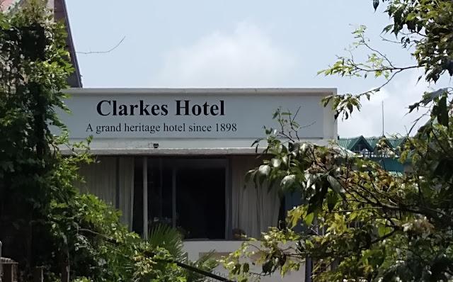 Oberoi Clarkes Hotel