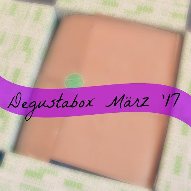 Degustabox März '17
