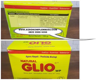 Pestisida Natural Glio Nasa