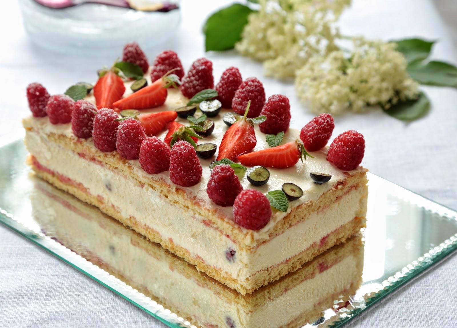 Des idées de gâteaux pour la fête des mères On Dine chez Nanou