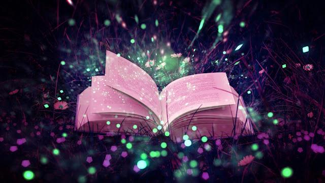 Papel de Parede Livro Mágico, hd, 4k. Download grátis