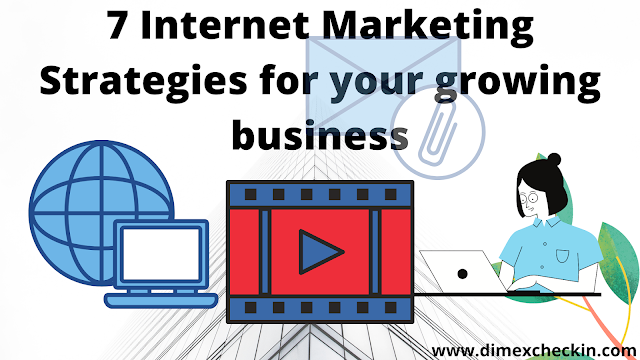 7 Internet Marketing Strategies