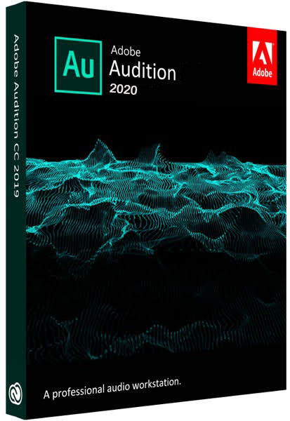Adobe Audition 2020 v13.0.6.38 poster box cover