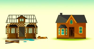 Membangun Rumah Sendiri atau Membeli Rumah