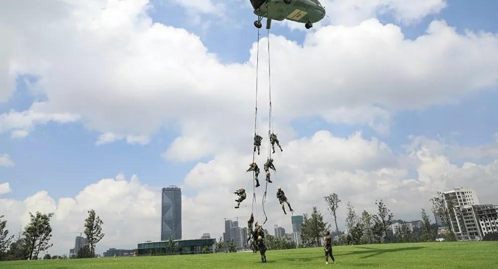 إثيوبيا تتأهب للحرب بحشد القوات الخاصة للأقاليم الداخلية