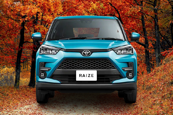 Toyota Raize Segera Meluncur, Harga Mulai 150 Jutaan