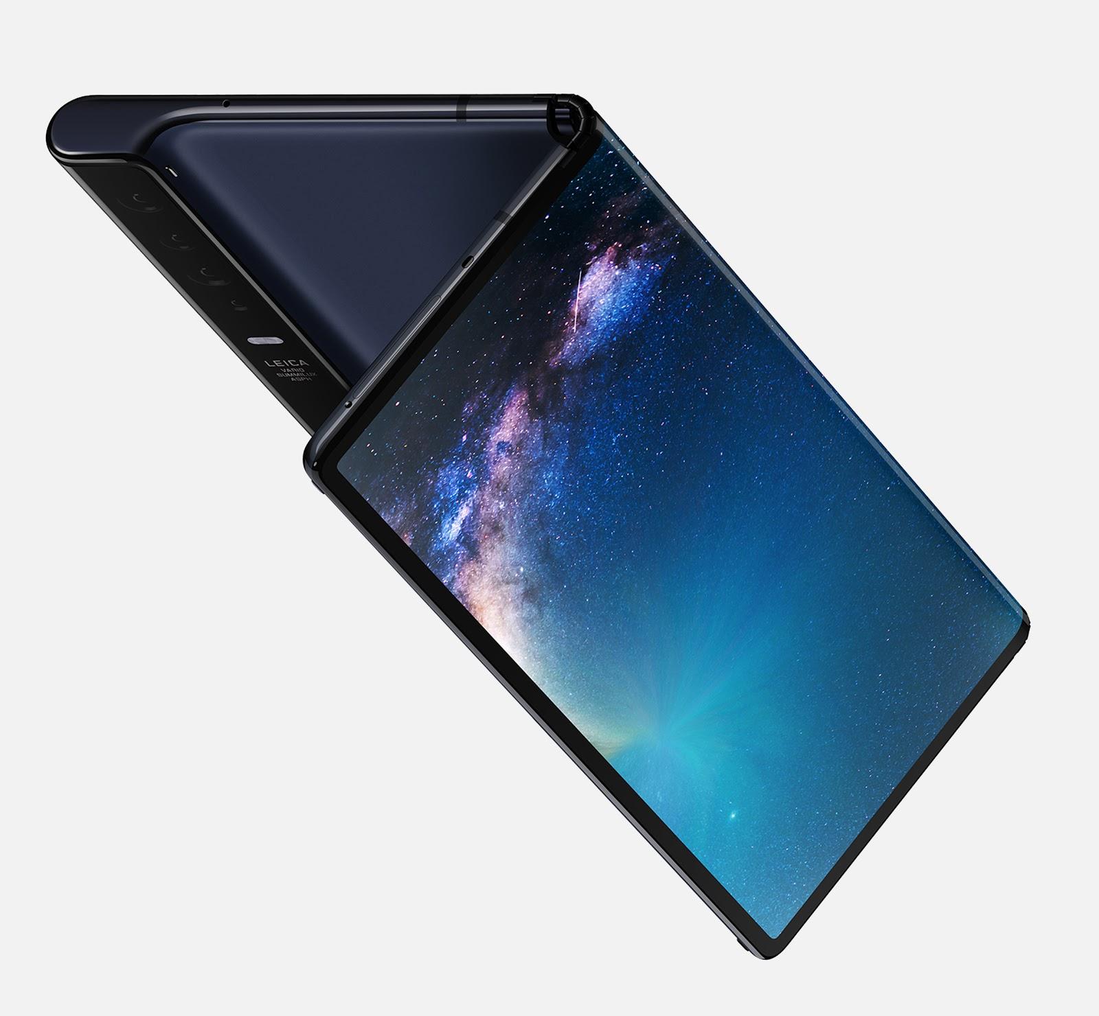 Huawei Mate X, Smartphone Yang Boleh Dilipat