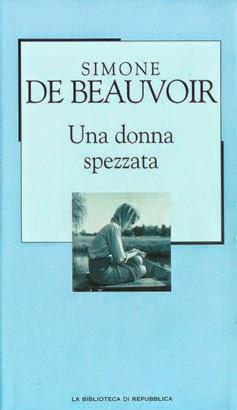 Papers La Lettrice Errante Simone De Beauvoir Una Donna