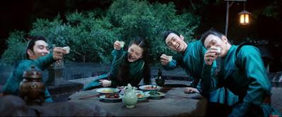murid huang yaoshi