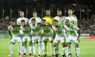 نتيجة مباراة الجزائر وغامبيا اليوم السبت 8-9-2018 ضمن تصفيات  كأس أمم أفريقيا
