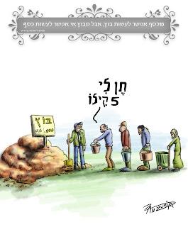 עופר זנזורי, זנזוריה קומיקס, קריקטורה, יידיש