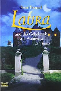 [Rezension] Laura und das Geheimnis von Aventerra (1) – Peter Freund