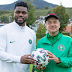 Joseph Yobo Resumes Officially As The New Super Eagles' Assistant Coach