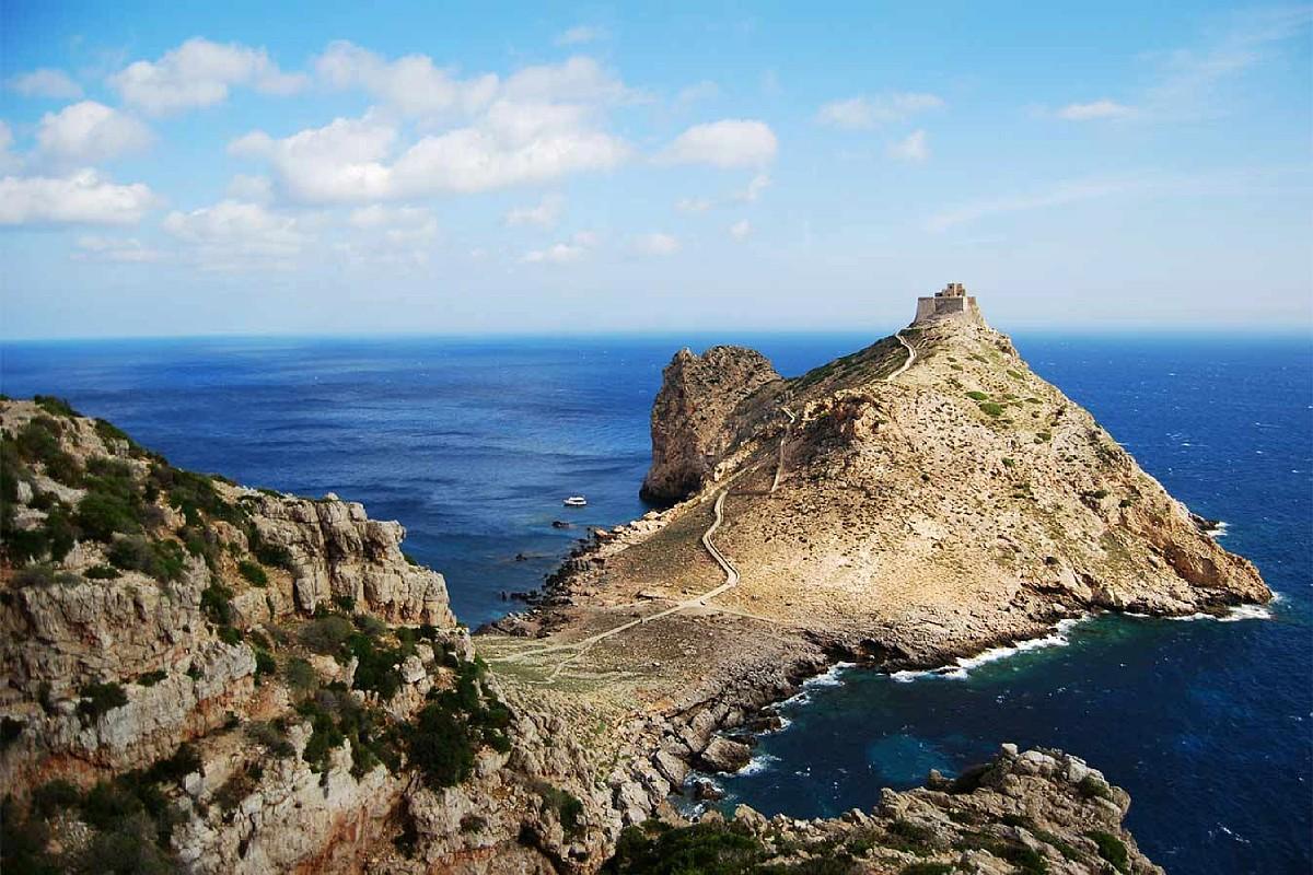 sicilia terre d 39 occidente marettimo l 39 isola dei pirati