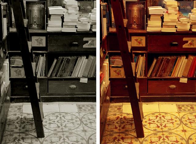 Librairie vintage Marseille