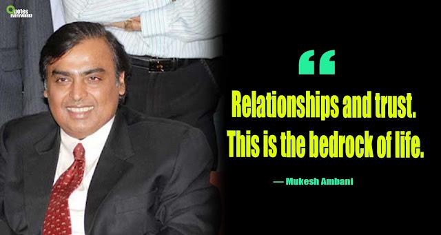 Mukesh Ambani Quotes