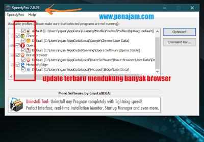 Cara Meningkatkan Kecepatan Browser