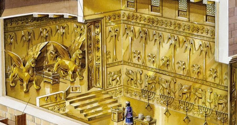 W5 2012-07-20 (王上6)經文: 列王記上 6:11-13 耶和華的話臨到所羅門說:「論到你所建的這殿。你若遵行我的律例 ...