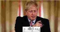 رئيس وزراء بريطانيا يوجه رساله للانجليز من داخل الحجر