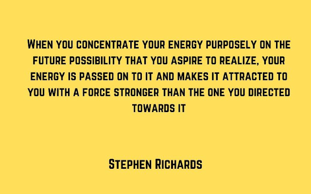 daily law of attraction quotes stephen richards