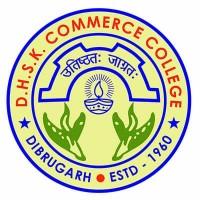 D.H.S.K. Commerce College Dibrugarh Recruitment 2019
