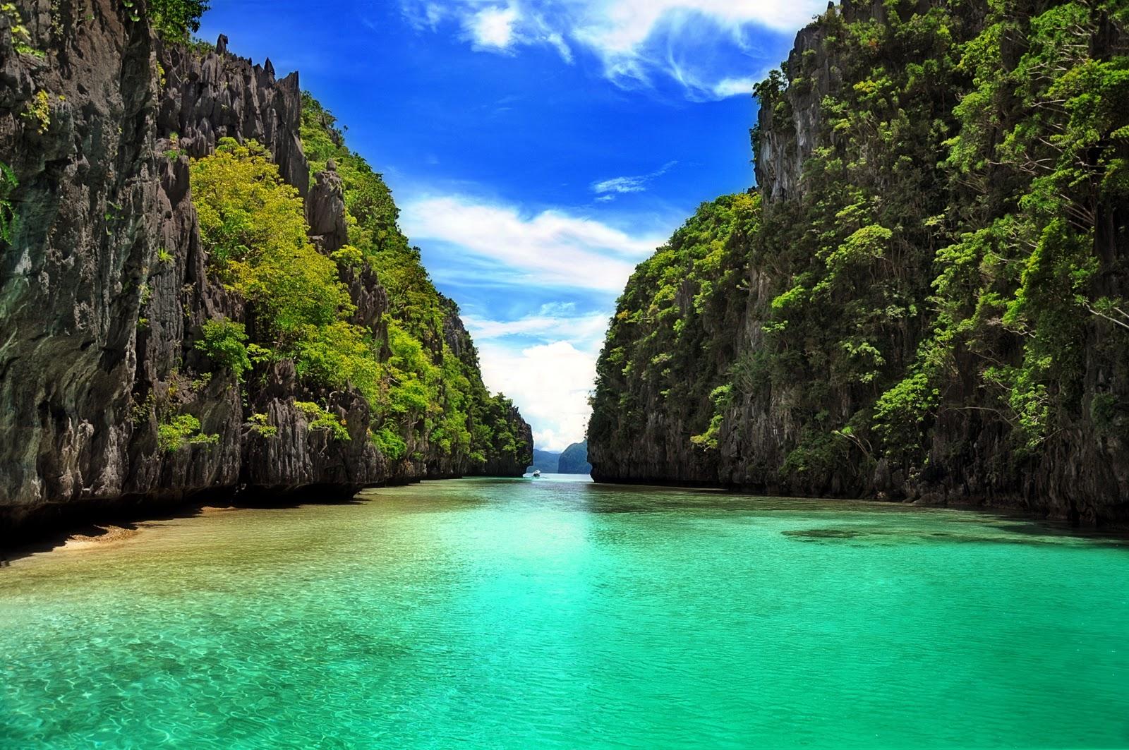 Эль-Нидо, Палаван на Филиппинах