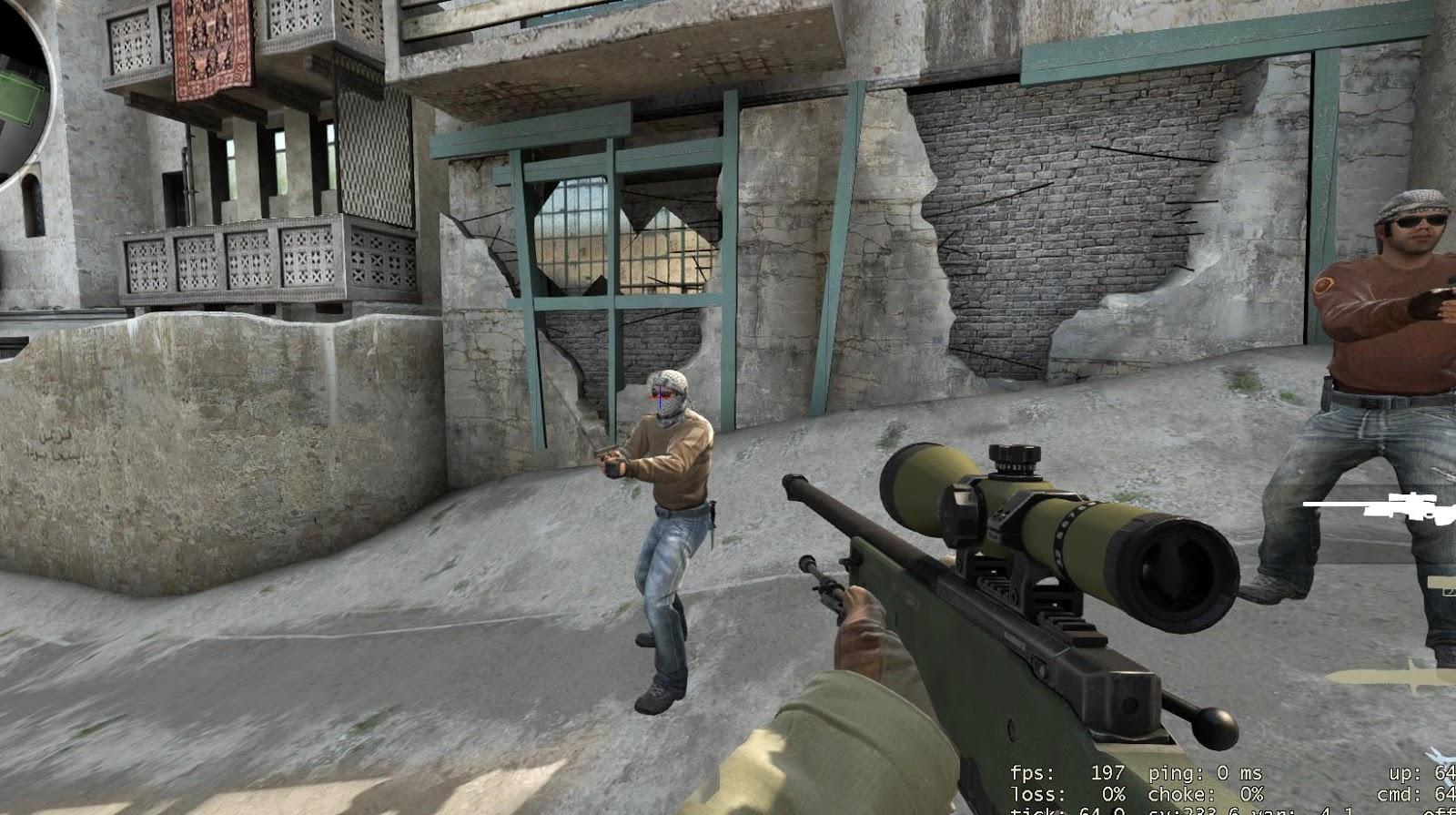 Yts7W06 Counter Strike CrossHair Hile Botu Yeni Versiyon indir