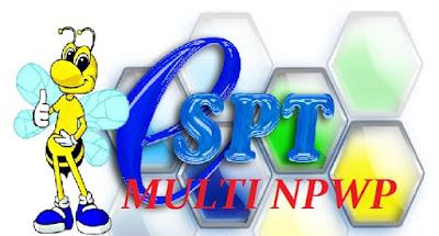 Cara Membuat Satu eSPT Untuk Banyak NPWP