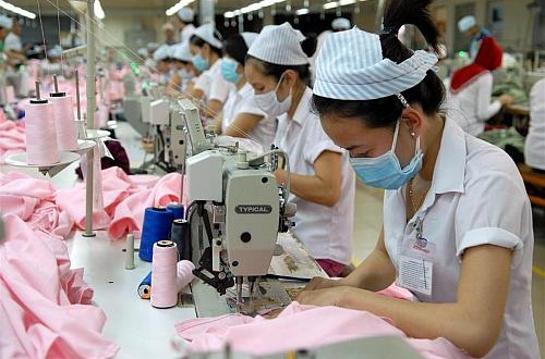 Tuyển 9 nữ làm công việc may mặc tại Kumamoto tháng 6 năm 2019