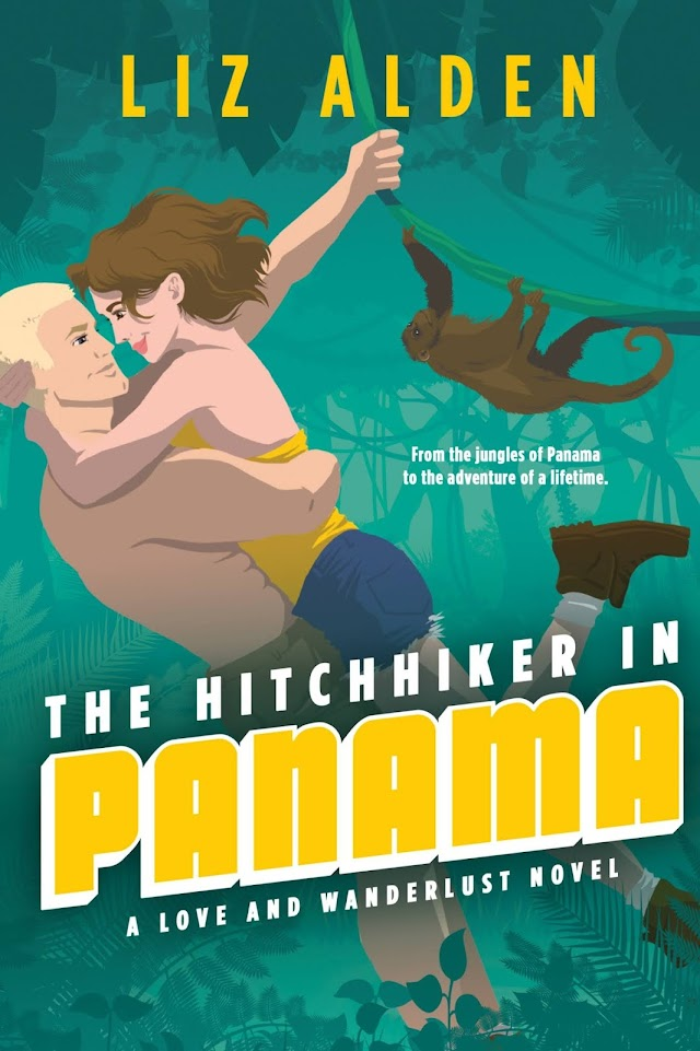 Resenha #667: The Hitchhiker In Panama - Liz Alden