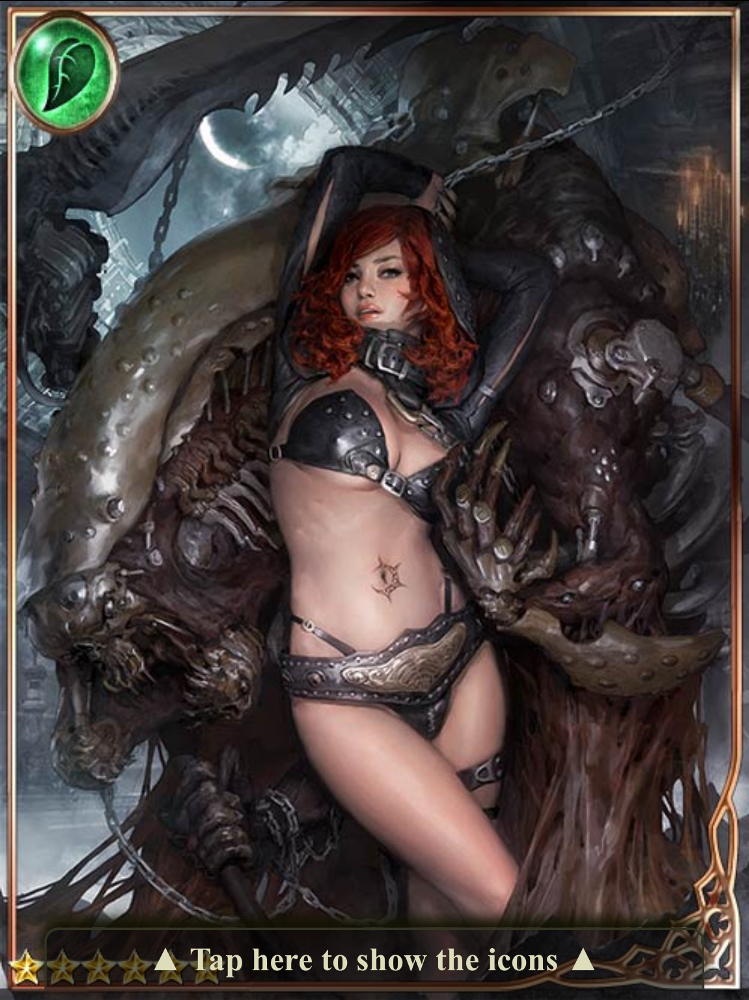 Legend of the Cryptids - (Cannibal) Merissa, Saving Her Baby