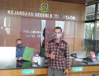 Rutilahu 30 Unit Di Bkm Kelurahan Pegambiran Dilaporkan Kejaksaan Ciko Koran Cirebon