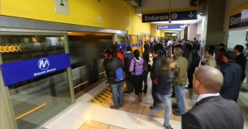 EL METROPOLITANO: Con este «truco» puedes ahorrar pasajes en la Estación Central - Centro de Lima