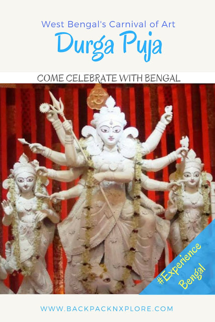 5 Reasons Why Bengal's Durga Puja is Unique #PujoIsComing| Durga Puja 2018 is just around the corner. Know a little bit about the World's biggest Carnival of Art and Culture