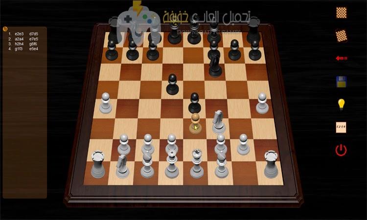 تحميل لعبة شطرنج للكمبيوتر جميع الاصدارات برابط مباشر