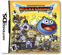 Rom Dragon Quest Heroes Rocket Slime NDS