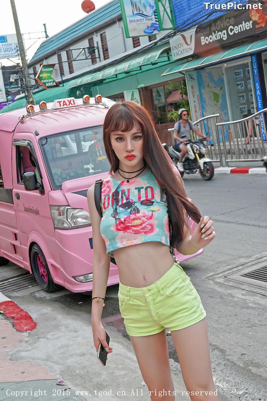 Image TGOD 2015-12-03 - Chinese Model - Cheryl (青树) - TruePic.net - Picture-5