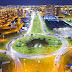 Muita Luz por todo lado, essa é a nova realidade em algumas avenidas de Samambaia
