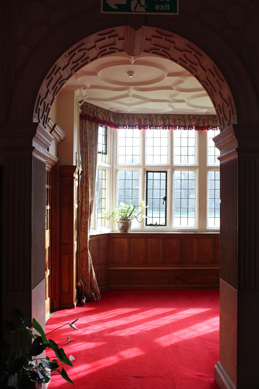 Weekend break at Rushton Hall, Northamptonshire - UK luxury travel blog