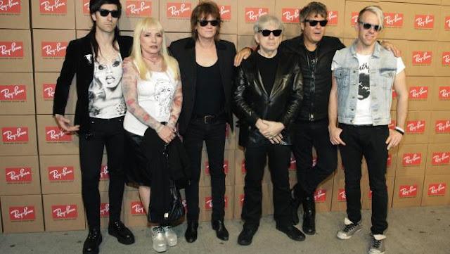 El grupo 'Blondie'